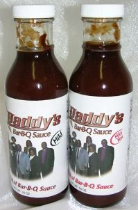 Big Daddy S Barbeque Sauce 16 0 Oz Heart Of Iowa Market