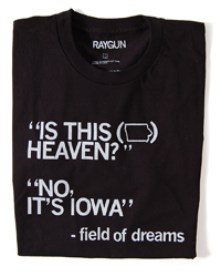 f292e00b9 Is This Heaven T-Shirt by Raygun - 5504 - Heart of Iowa Market Place