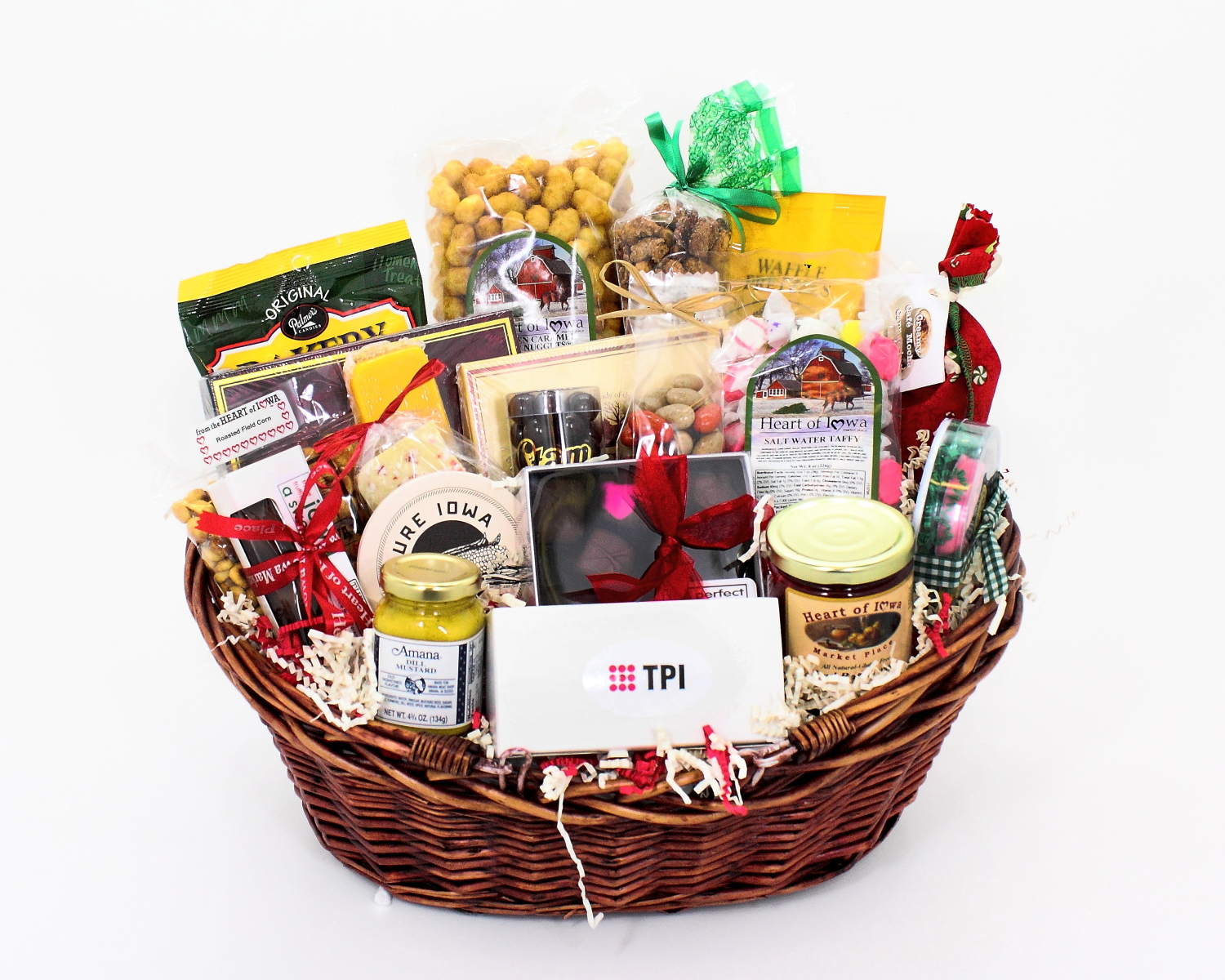 Build Your Own Custom Gift Basket